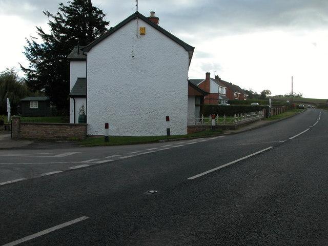 Crossroads at Three Gates