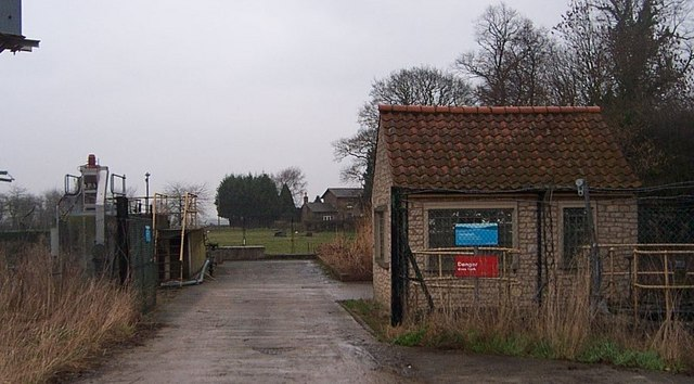 Hovingham Sewage Treatment Works