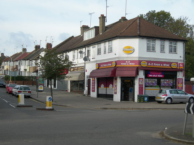 Clare Road, Greenford