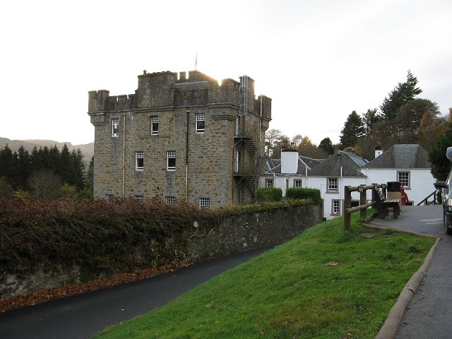 Dalguise House