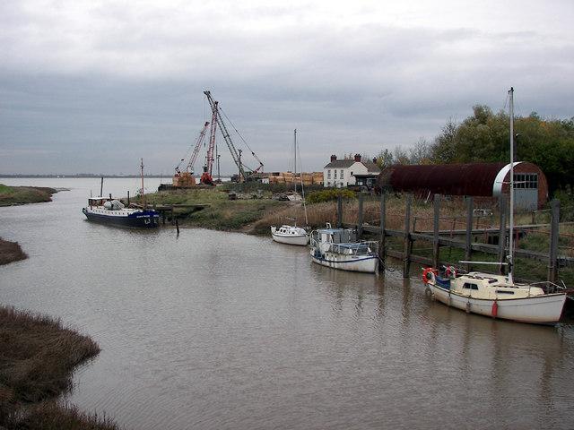 Barrow Haven
