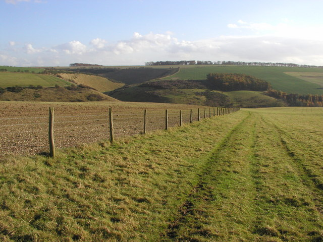 The Footpath to Millington Pastures
