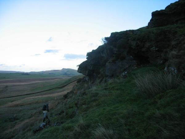 Peatsteel Crags