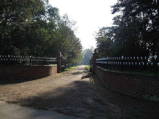 An Impressive Entrance