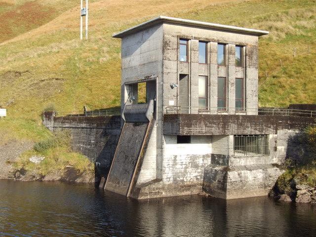 Lower Shira Dam