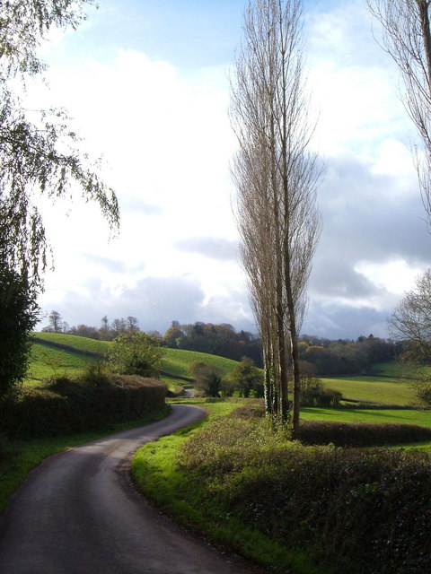 Orestone Lane, Daccombe