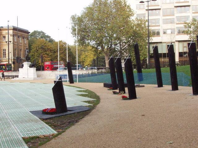 New Zealand Memorial, Hyde Park Corner