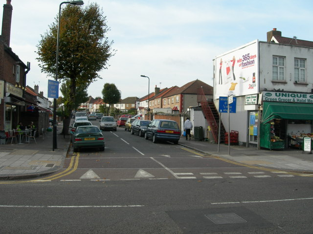 Hill Rise, Greenford