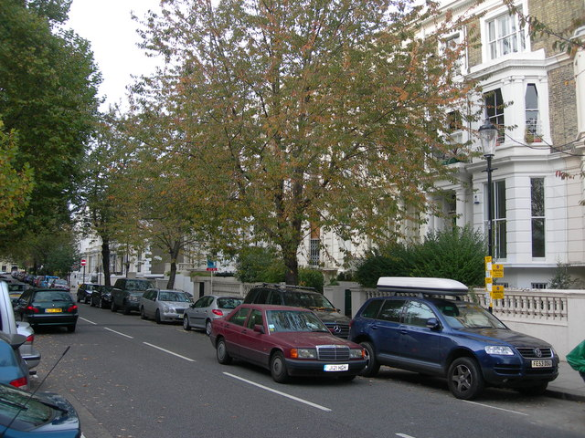 Russell Road, W14