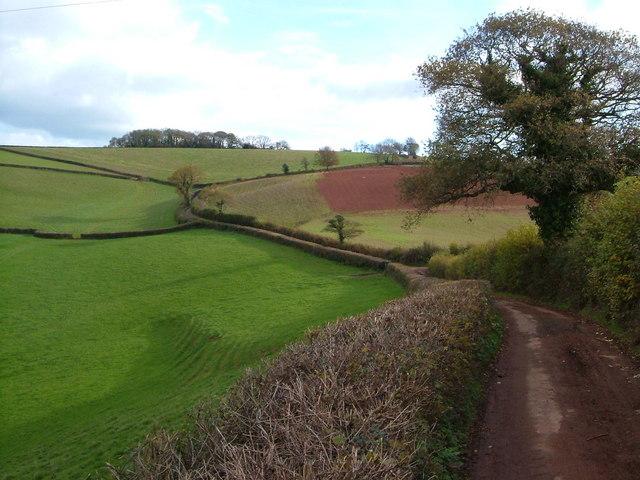 Ridge Road to No Man's Land