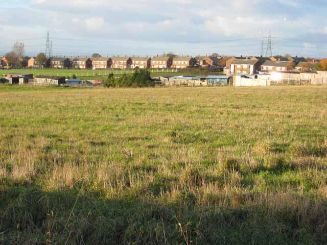 Trimdon village