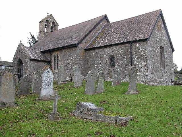 Walterstone church