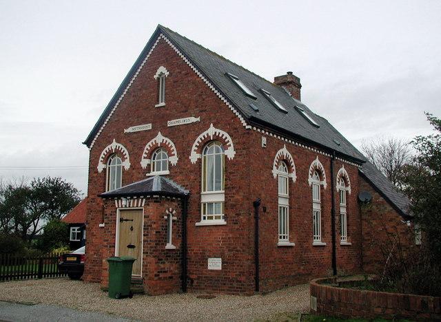 The Old Chapel, Halsham