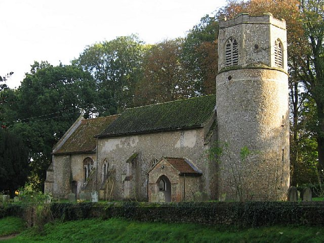 The Parish Church Of All Saints