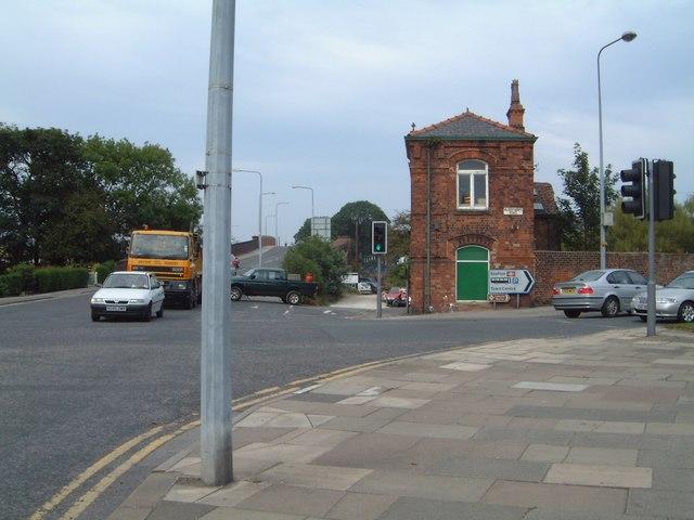 Hilderthorpe Road Junction