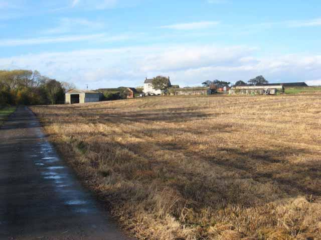 Owton Grange Farm, near Hartlepool