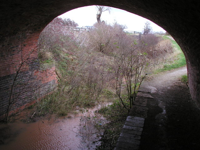 The A46 Bridge on the Grantham Canal