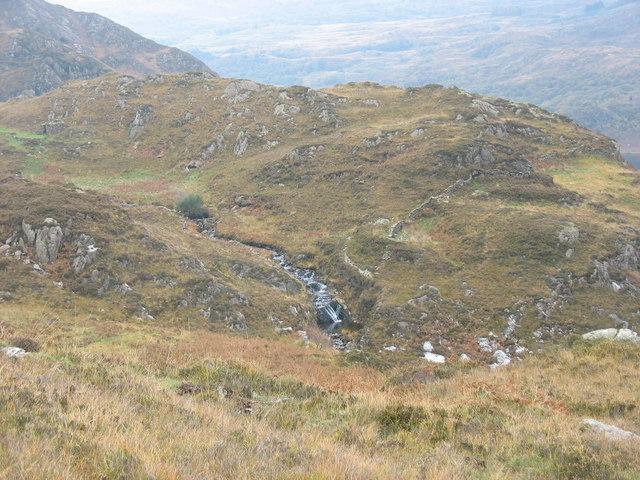 Lower Cwm Afon-y-Cwm