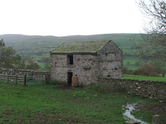Barn at the Western End of Newbiggin.