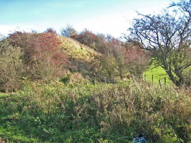 Disused quarry at Brierton