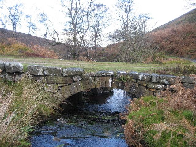 Bridge over Thorny Grane Gill