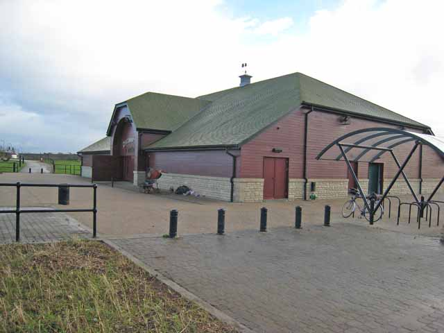 Visitor Centre, Summerhill Country Park, Hartlepool