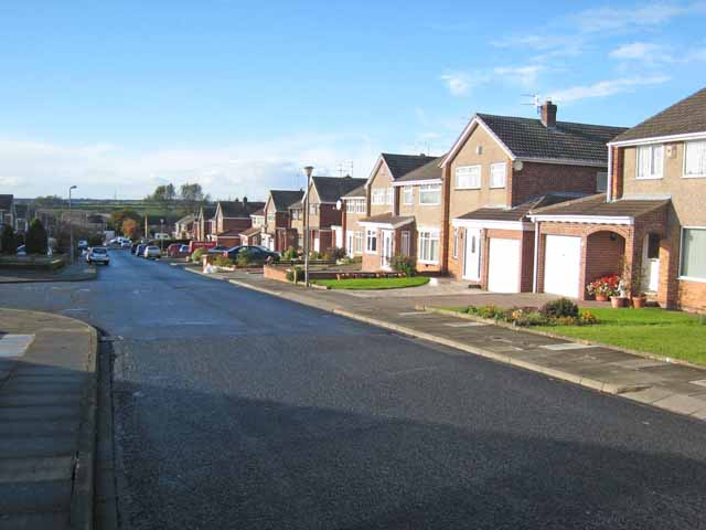 Spalding Road, Hartlepool