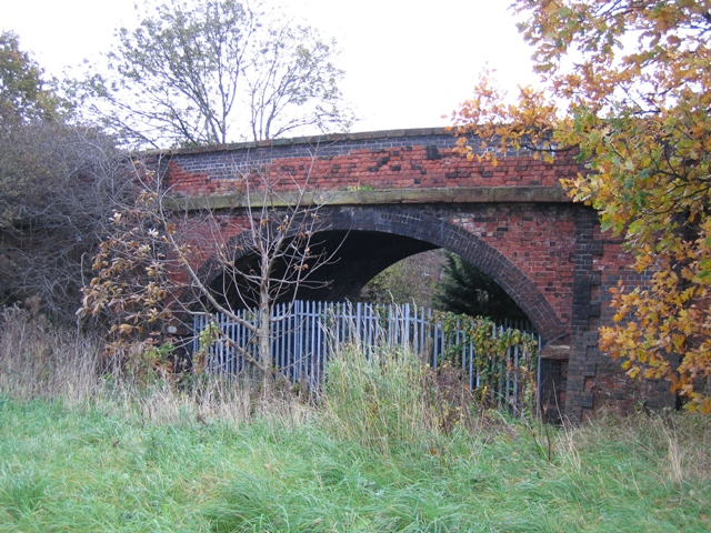 Broughton Railway Bridge