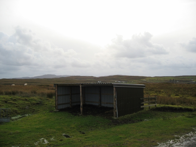 Shelter in Glen Ose