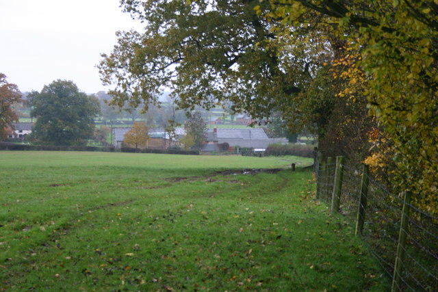Footpath to Hartley Green