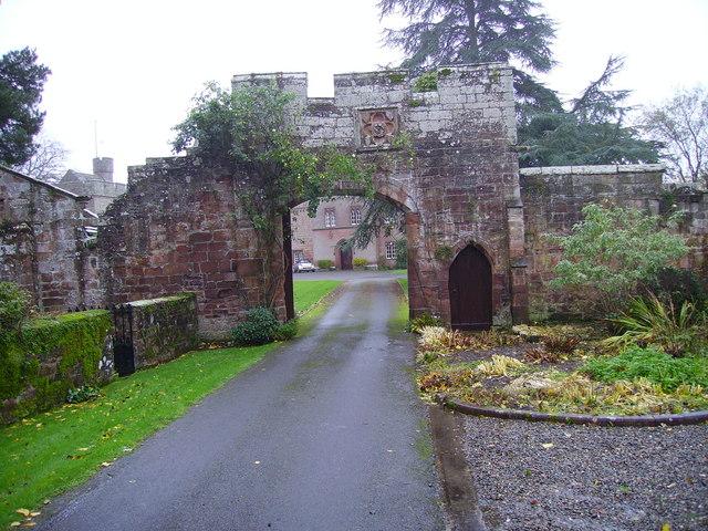 Rose Castle, Raughton Head