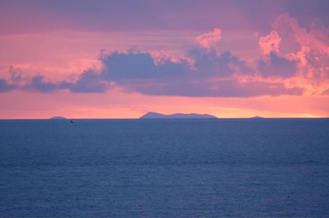 Outer Hebrides sunset