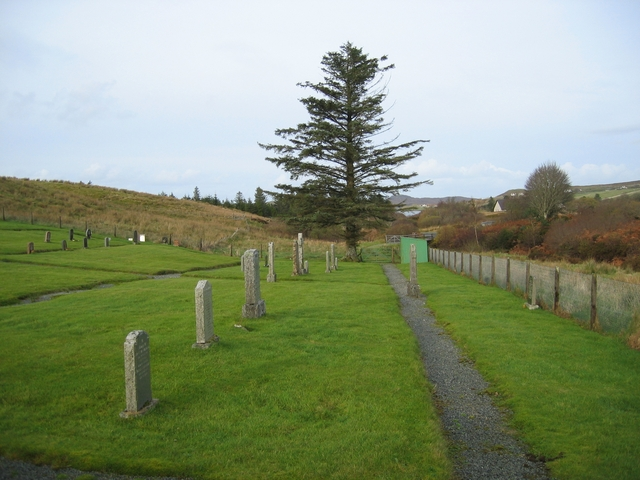 Edinbane Cemetery