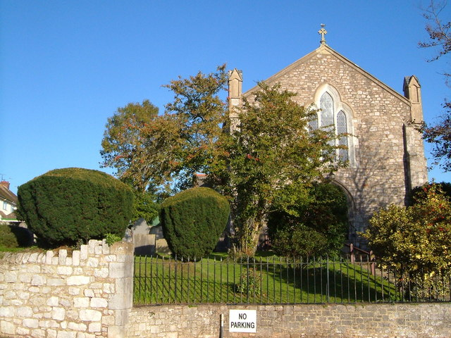 St Luke's church, Countess Wear