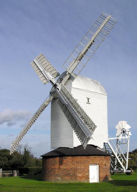 Stanton Post Mill