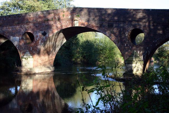 Eastham Bridge, nr Tenbury, Worcestershire
