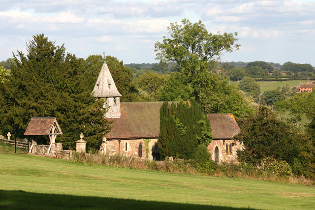 St James' Church, Tedstone Delamere