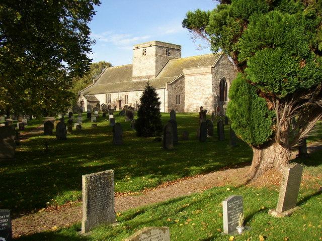 St Michael's Church, Barton