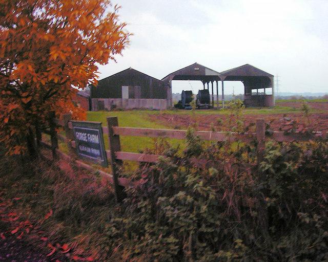 Forge Farm Outbuildings