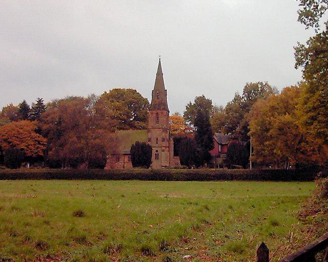 Little Aston Church