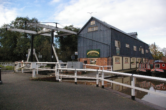 The Old Corn Mill