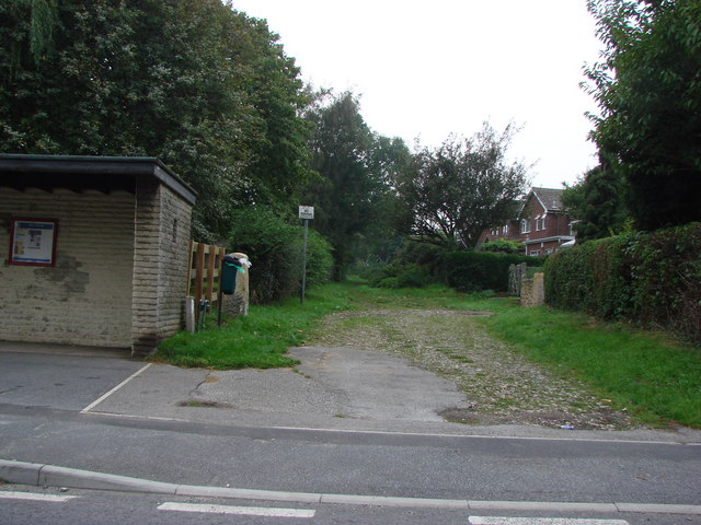 Public Footpath off Thorpe Lane, ThorpeAudlin
