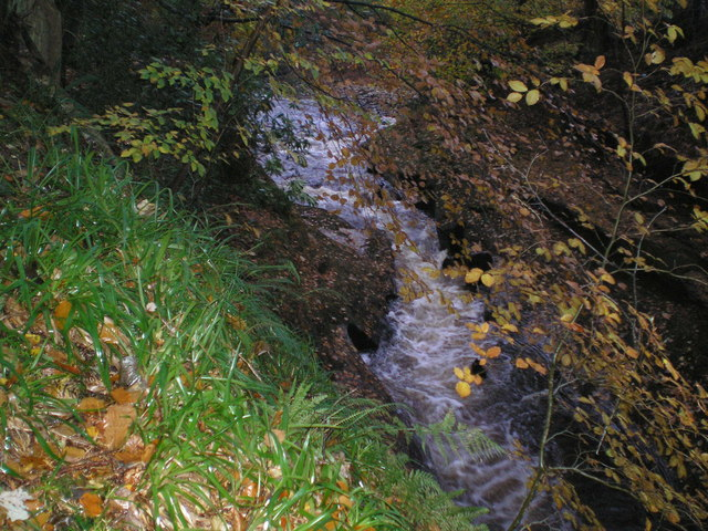 River Gelt near Hayton