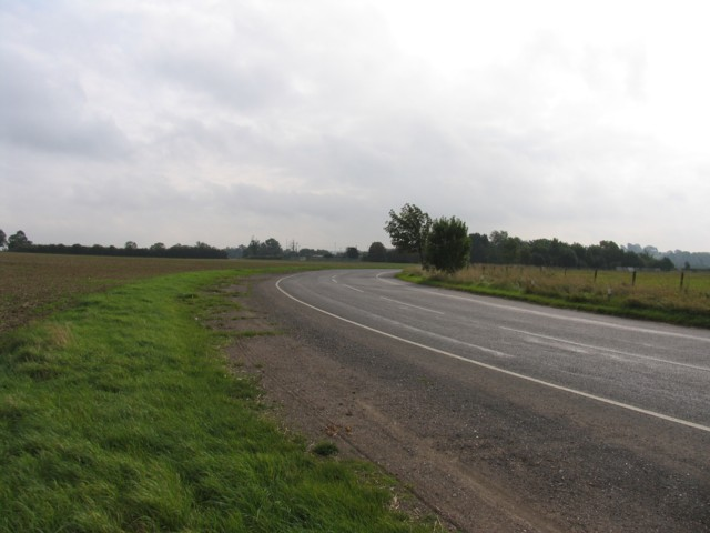 Gallow Field Road Eastwards