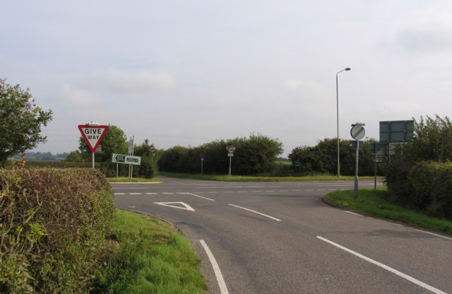 A6/Langton Road Junction