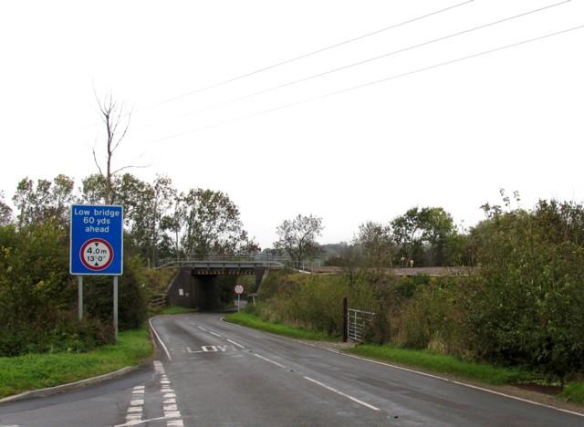 A6047 towards Melton Mowbray