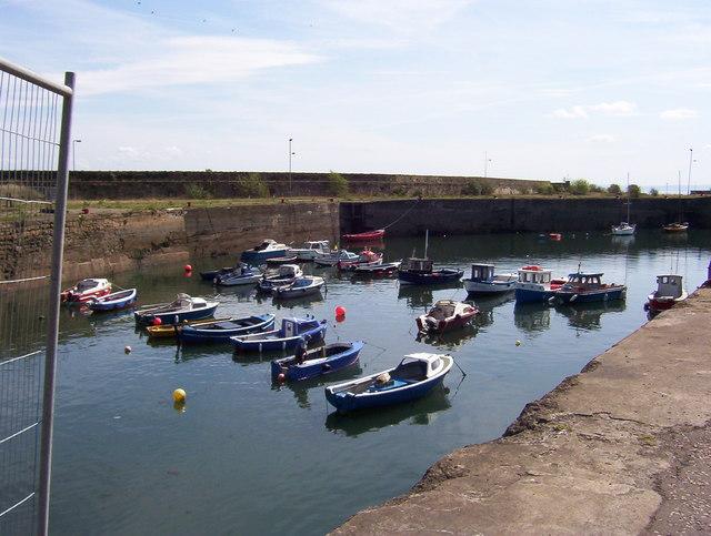 Kirkcaldy Harbour Inner Basin