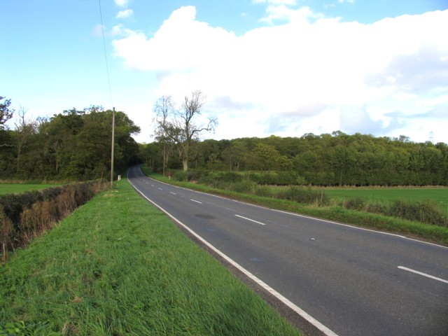 B661 towards West Perry