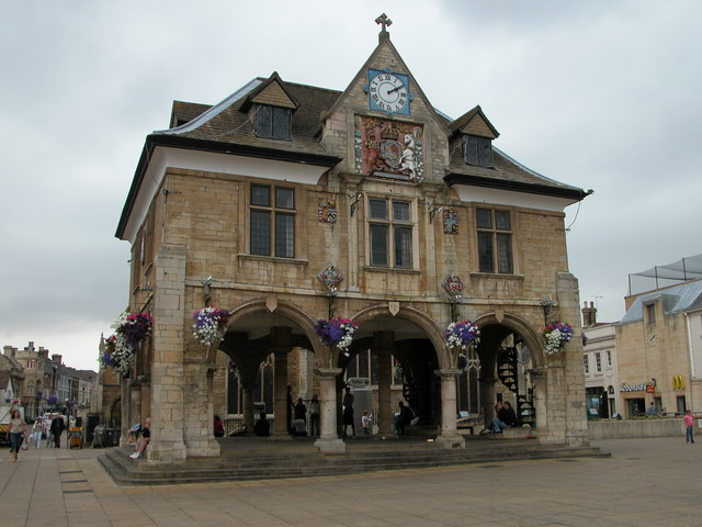 The Guildhall, Peterborough