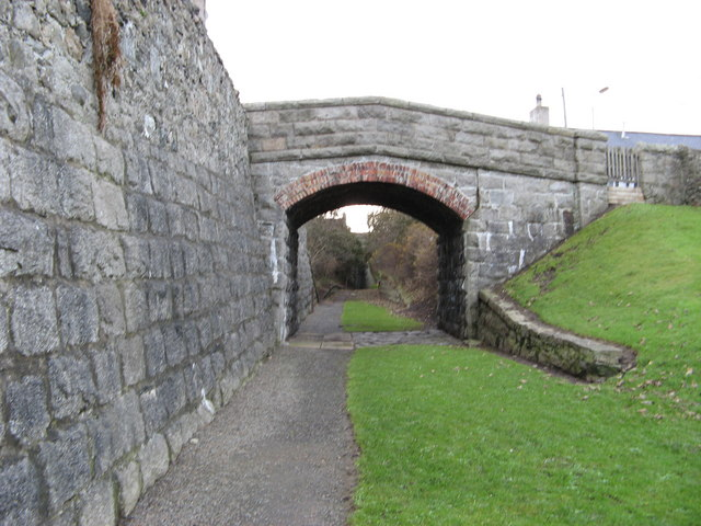 Old Railway Line, Portsoy